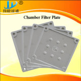 Sala de prensa de filtro de placa de filtro