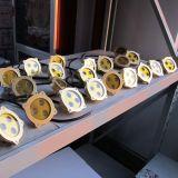 3*2W LEDの水中噴水の防水ライト