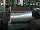 良質の電流を通された鋼板(GI)