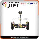 """Auto da manufatura que balança o """"trotinette"""" elétrico esperto de 2 rodas de Jifi"""