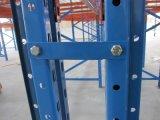 Q235B鋼鉄頑丈なパレット保管倉庫のラッキング