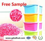 25% Black content Pink master batch plastic material pigment