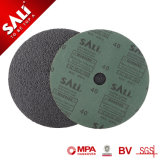 Хороший карбид кремния материал, 0,8мм волокна бумажную подложку абразивный диск