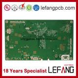 Fabricante da placa de circuito impresso do teclado