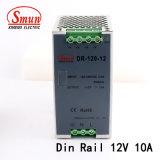 Montage sur Rail DIN 120W 12VCC 10une alimentation à découpage SMPS