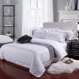 卸し売り麻布のホテル3cmの縞の寝具のコレクション