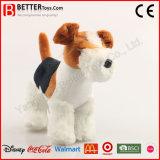 Fr71 animal en peluche un jouet en peluche Soft Bull Terrier chien pour les enfants