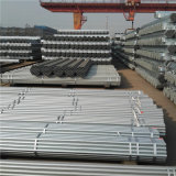 La norme ASTM A53 A500 Gr. B L'annexe 40 Tuyau en acier galvanisé