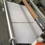 Излучающей стеклянная ткань полиэстровой пленки e барьера отражательной покрынная алюминием тканью