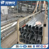 6063-T5 Anodize de aleación de Aluminio Perfiles de la partición de cuarto de baño