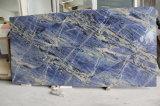 Намибия синий Quartzite полированной плитки&слоев REST&место на кухонном столе