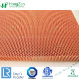Легкий водонепроницаемый полипропилена Honeycomb Core