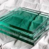 8.38mm verre clair le verre de construction en verre feuilleté