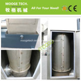 排水するか、または乾燥するか、または脱水機機械縦のプラスチック餌の薄片