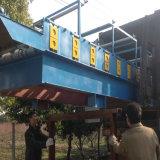 PPGI runzelte das Stahlprofil-Dach glasig-glänzende Fliese-Walzen, das Maschine/bildet, Dach-Blatt-Maschine