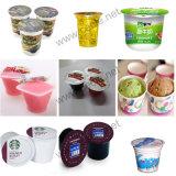 Taza de yogur económica Máquina de Llenado y Sellado