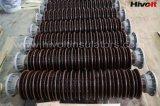 470kv isolateurs en porcelaine pour postes électriques de noyau creux