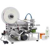 De semi-auto Ronde Machine van de Etikettering van de Fles