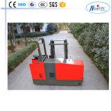 Manejo de carga de material largo alcance apilador 1.5ton 2ton 2,5 t Side-Loading Carretilla elevadora pasillo estrecho