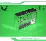 Aluminiummetalllegierung CNC-drehentaschenlampe