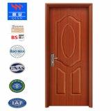2018の熱い販売の火証拠の鋼鉄ドアの木製の穀物の鋼鉄ドア