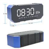 目覚し時計FM無線の無線ステレオのBluetoothのスピーカーの組み込みのマイクロステレオの小型スピーカー
