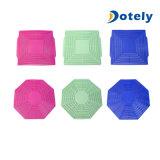 Support de bac flexible anti-calorique de silicones de couvre-tapis de garnitures chaudes