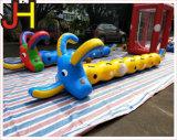 giochi gonfiabili lunghi di sport del trattore a cingoli di 5m