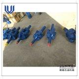 Kundenspezifisches großer Durchmesser-Achslager 24 Zoll-dreikegeliges Bit-Loch-Öffner-Bohrmeißel-Düsen