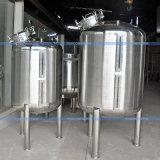 飲料および化学工業のためのステンレス鋼のVerticleの貯蔵タンク