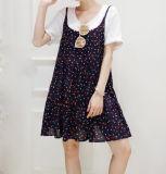 Heiße Verkaufs-Form-süsses junges Mädchen-Klammer-Kleid
