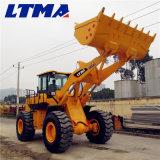Tarifering van de Lader van het Wiel van de Leverancier van China van het Merk van Ltma de Nieuwe Zl50