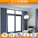 Het Openslaand raam van het aluminium van de Hoogste Fabriek van 5 Aluminium