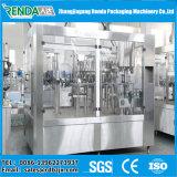 Máquinas de engarrafamento de água em pequena escala para lavar o enchimento Capping