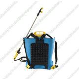 16L Alimentation de la batterie pulvérisateur, pulvérisateur de pompe à diaphragme