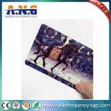 Contactless ID 응용을%s 플라스틱 PVC 스마트 카드의 인쇄를 주문을 받아서 만드십시오