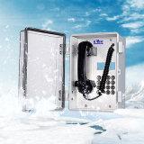 Telefone à prova de umidade Knsp IP66-22 de estação de chamada de emergência