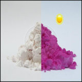 Солнечного цвета пыли фотохромных пигмента порошок для краски