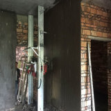 جدار أصليّ آليّة يجصّص بناء آلة