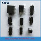 Mini3 Pin-horizontaler Typ Telefon-Steckfassungen