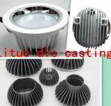 La precisione la pressofusione per le parti di alluminio della lampada