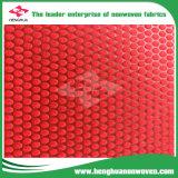 거품 패턴을%s 가진 상자를 위한 다채로운 비 길쌈된 직물