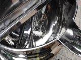 Industrieller doppelter kochender Mantelkessel mit Mischer für Stau