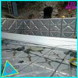 Novo tipo de aço galvanizados a quente do tanque de água