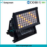 300W impermeable al aire libre de la ciudad de pared LED de color Rgbaw arandelas