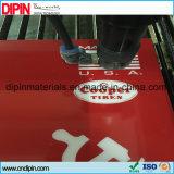 Эбу АБС двойной цвет гравировка лист 1.3mm/1.8mm)