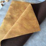 Tissu en daim synthétique de l'arrière avec complexe