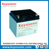 12V nachladbare Batterie 42ah AGM-Gel-Batterie für Solaranwendung