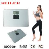 échelle personnelle de grande de la plate-forme 200kg de Digitals santé à énergie solaire de salle de bains