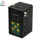 O diodo emissor de luz subaquático profissional da câmara de vídeo dos peixes da cor 30m ilumina o inventor da pesca